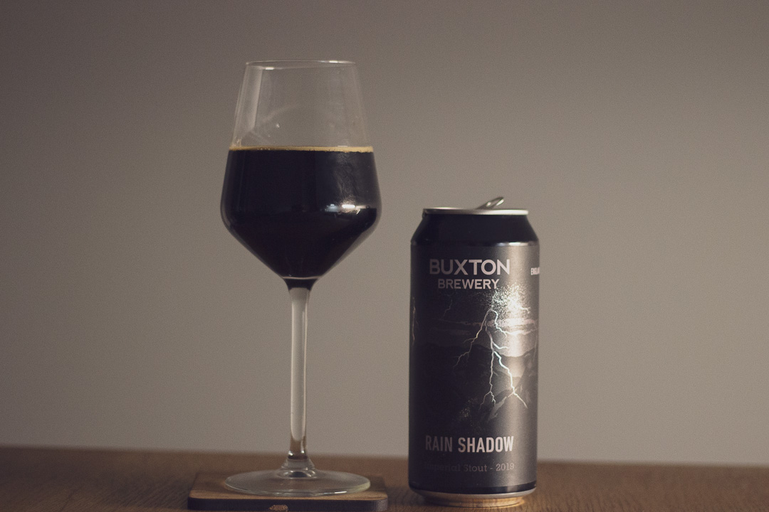 Buxton Brewery (UK) – Rain Shadow (2019) | 12% Imperial Stout